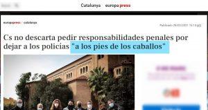 Expresiones para el DELE: A LOS PIES DE LOS CABALLOS