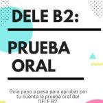 Portada ebook: Método DELE B2: prueba oral